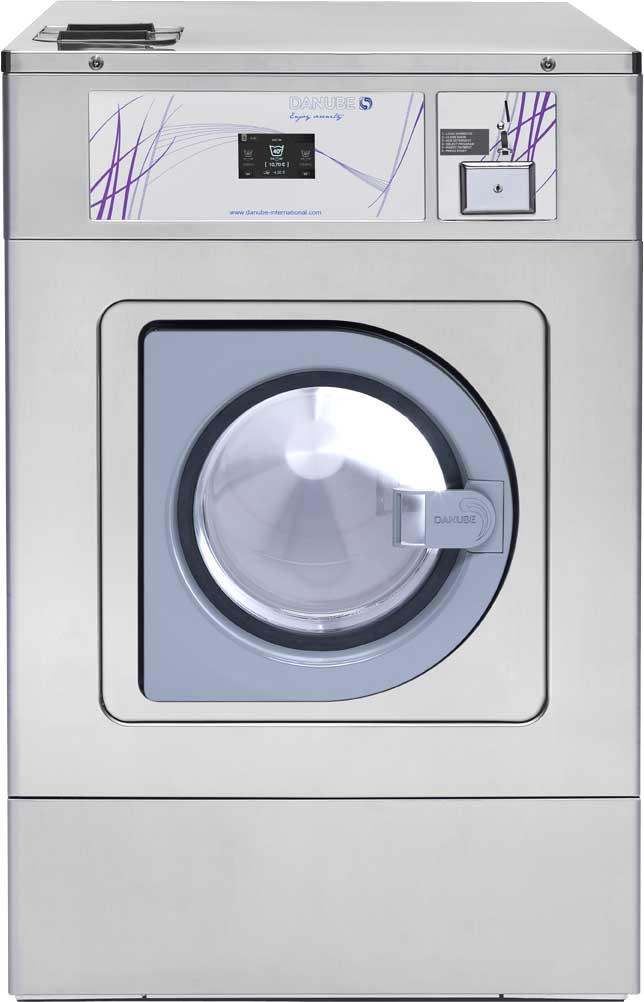 Промышленная стиральная машина DANUBE WEM — Прачечное оборудование 47b8536690276
