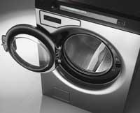 Профессиональные стиральные машины против бытовых