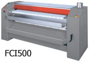 Промышленная гладильная машина для прачечной